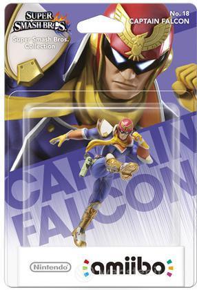 Amiibo Captain Falcon