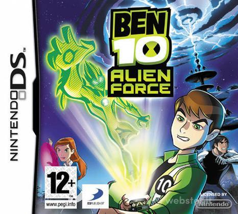 Ben 10 Alien Force UK