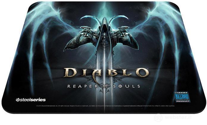STEELSERIES Mousepad Qck Diablo 3 Reaper
