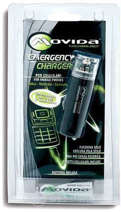 Movida Phone Emergency Charge