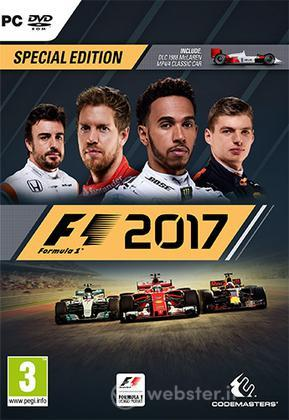 F1 2017 Day One Edition