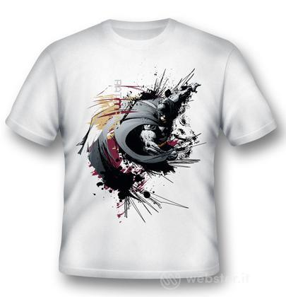 T-Shirt Batman Splash S