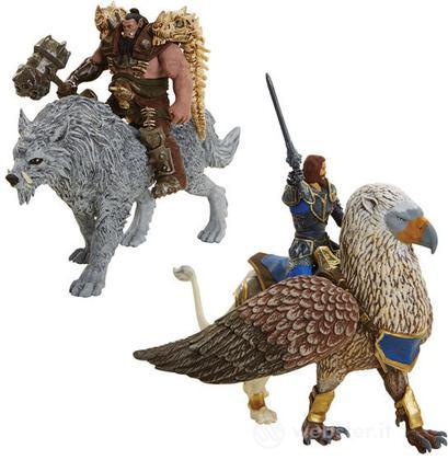 Figures Warcraft Double Battle Pack Ass.