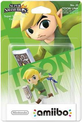 Amiibo Toon Link