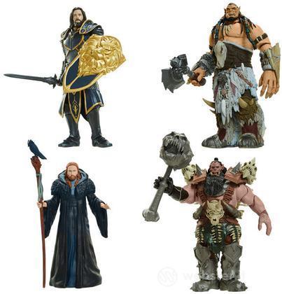Figures Warcraft Assort. 15cm - Serie 1