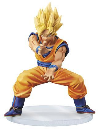 Figure Dragonball Goku S.S. Battle Ed.