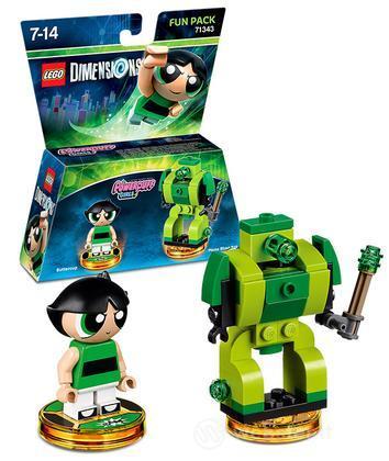 LEGO Dimensions Fun Pack PowerPuff