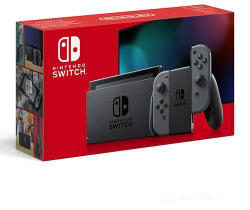 Nintendo Switch Joy-Con Grigio 1.1