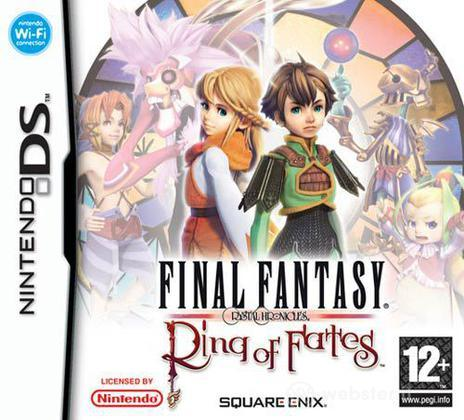 Final Fantasy Crystal Chronicles Ring F.