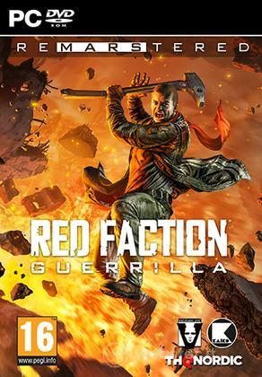 Red Faction Guerrilla - ReMarsTered