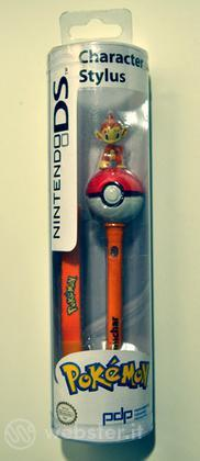 DSLite Pokemon Stylus - Chimchar