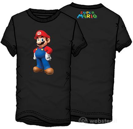 T-Shirt Supermario Tg.XXL
