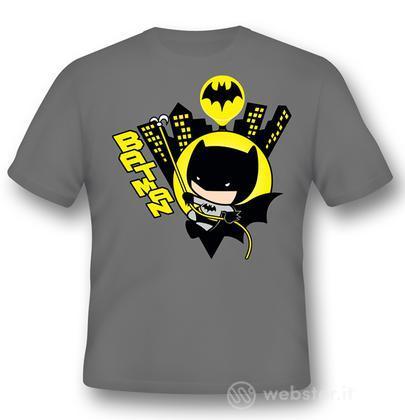 T-Shirt Batman Chibi S