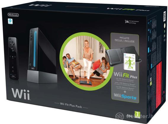 WII Fit Plus Pack - Edizione Limitata