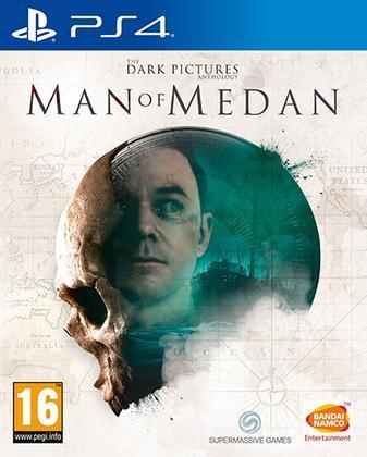The DarkPictures Anthology: Man of Medan