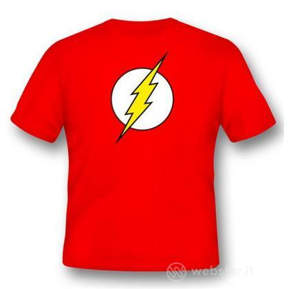 T-Shirt Flash Logo S