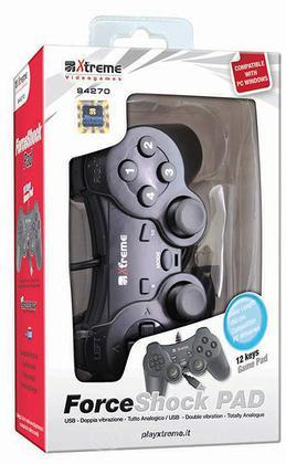 Controller Full Analog PC