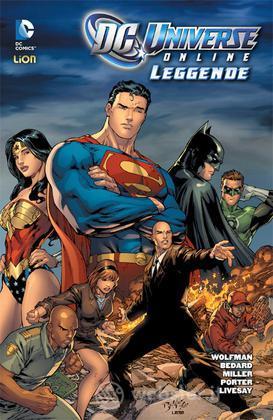 DC Universe Online: Leggende N.3