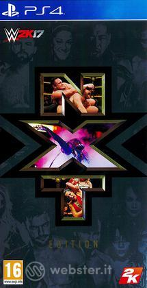 WWE 2K17 NXT COLLECTOR'S EDITION