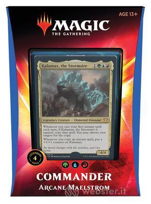Magic Com.Ikoria:Lair Behemoths Mazzo IT