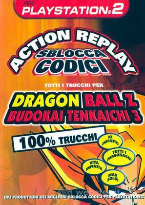 PS2 Action Replay Dragonball Z 3 - DATEL