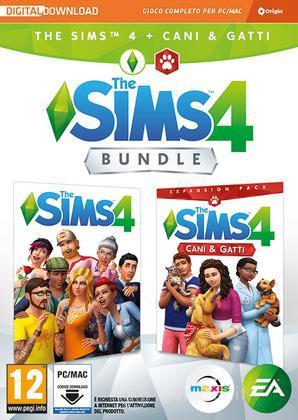 The Sims 4 + Espansione Cani e Gatti