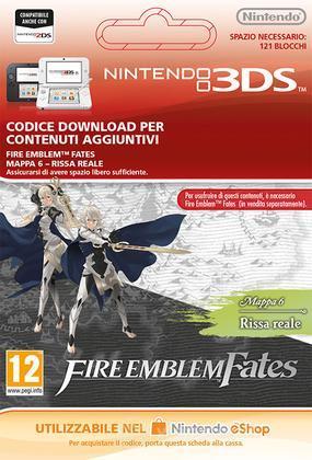 Fire Emblem Fates: Map 6 - Royal Royale
