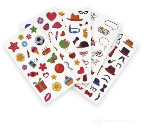 FUJIFILM Instax Set Stickers 110pz