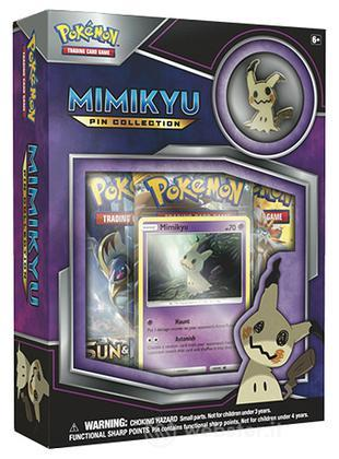 Pokemon Mimikyu Pin Collection UK