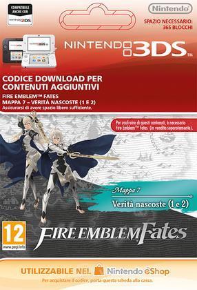 Fire Emblem Fates: Map 7 Hidden Truth1-2