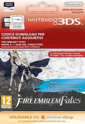 Fire Emblem Fates: Map 8 - Vanguard Dawn