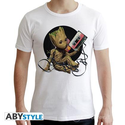 T-Shirt Marvel - Baby Groot S