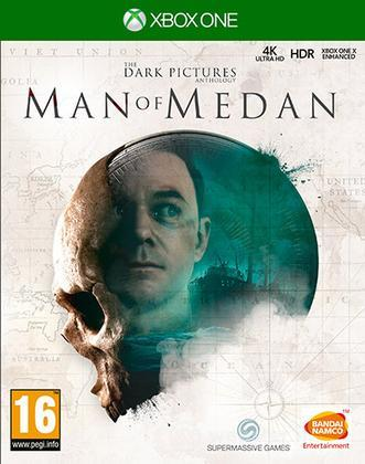 The DarkPictures Anthology: Man of Medan