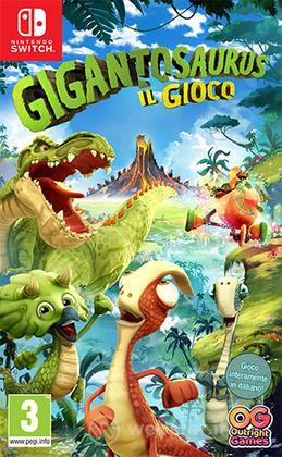 "Gigantosaurus ""Il Gioco"""