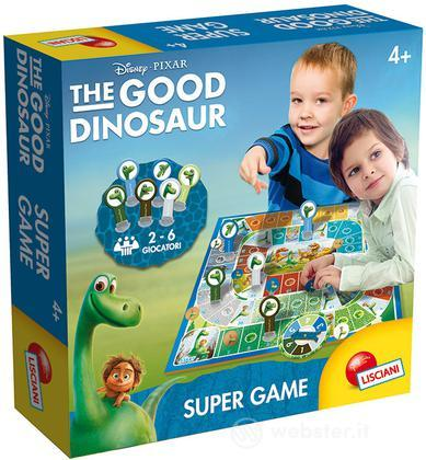 The Good Dinosaur Super Game