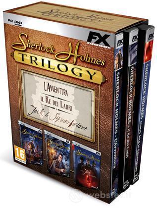 Sherlock Holmes Trilogy Deluxe