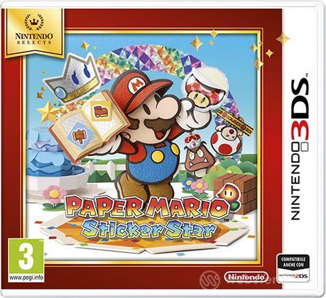 Paper Mario: Sticker Star Select
