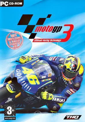 Moto GP Ultimate Racing Techn. 3