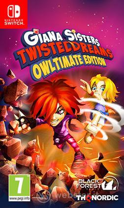 Giana Sisters-Twisted Dreams Ultimate Ed
