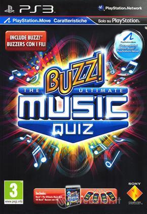 Buzz! The Ultimate MusicQ.+ Buzzer Wired