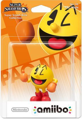 Amiibo Pac Man