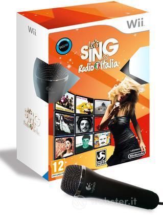 Let's Sing @ Radio Italia (2 Mic Bundle)