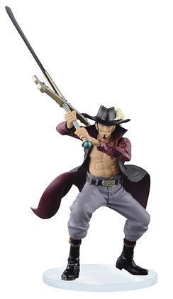 Figure One Piece Mihawk Battle Ed.