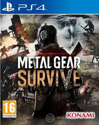 Metal Gear Survive (UK)