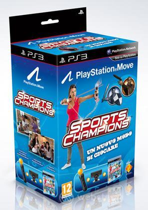 Sports Champion + Move Starter Pack