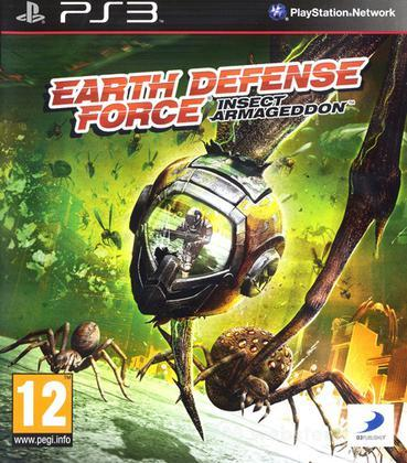 Earth Defence Force Insect Armageddon