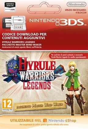 Hyrule Warriors Legends: Master Pack