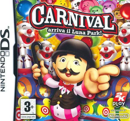Carnival: Arriva Il Luna Park