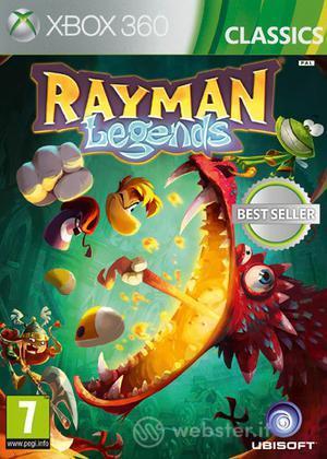 Rayman Legends CLS 2