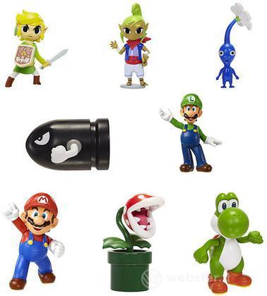 Mini Figures Nintendo Assort. Serie 4